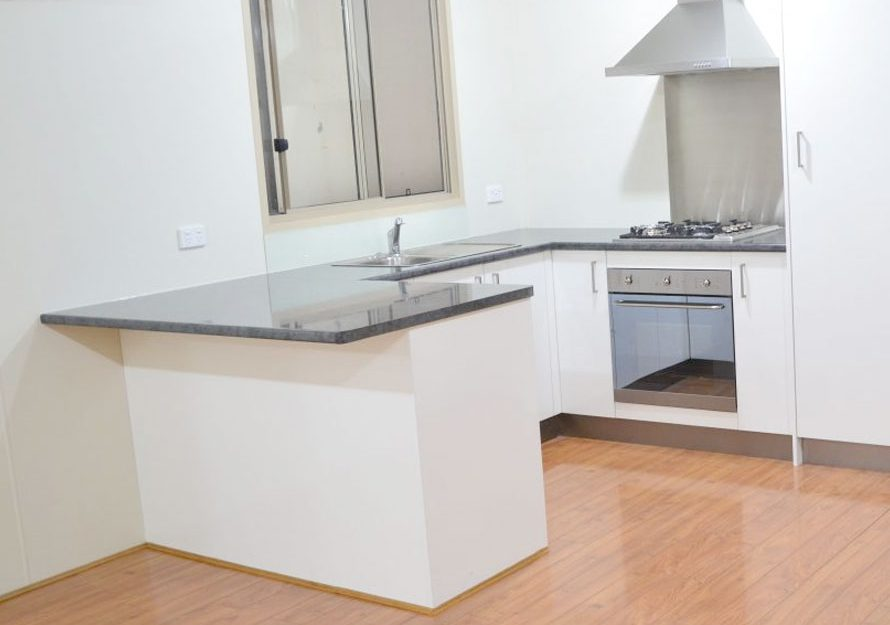 9.0m X 5.0m One Bedroom Kitchen Design