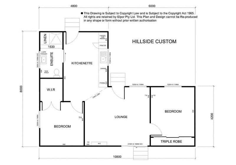 Hillside-Custom